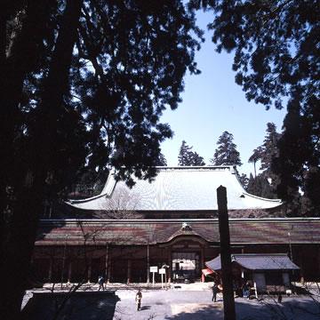 比叡山根本中堂